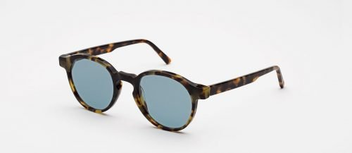 SUPER ANDY WARHOL AI4 Dark Havana/Light Blue
