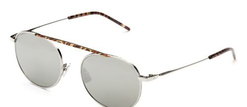 Italia Independent CHANDLER 0313 Multicolor Havana Silver/Grey (075.149)