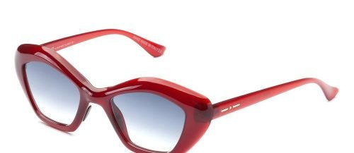 Italia Independent PHEBE 0943 Red/Grey Gradient (051.000)