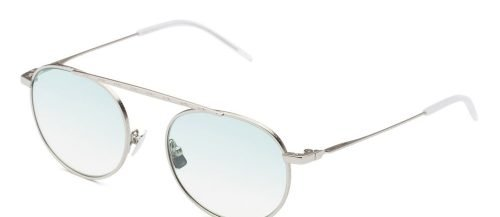 Italia Independent CHANDLER 0313 Silver Cosmetic/Blue Gradient (075.000)