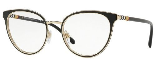 Burberry BE1324 Black/light Gold (1262)