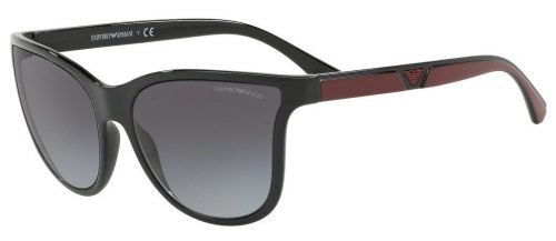 Emporio Armani EA4112 Black/grey Shaded (5017/8G)