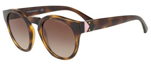 Emporio Armani EA4113 Havana/brown Shaded (5026/13