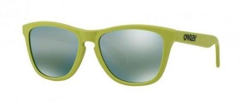 Oakley FROGSKINS OO9013 Aspen Green/Emerald iridium (9013-24-341)