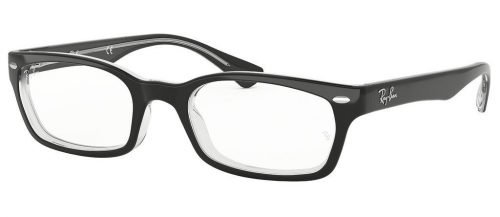 Ray-Ban RX5150 Top Black On Transparent (2034)