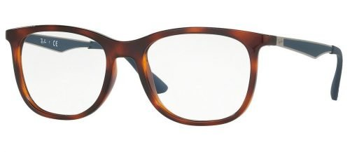 Ray-Ban RX7078 Shiny Light Havana (5599)