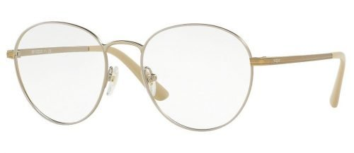 Vogue VO4024 Matte Cream/Pale Gold (996)