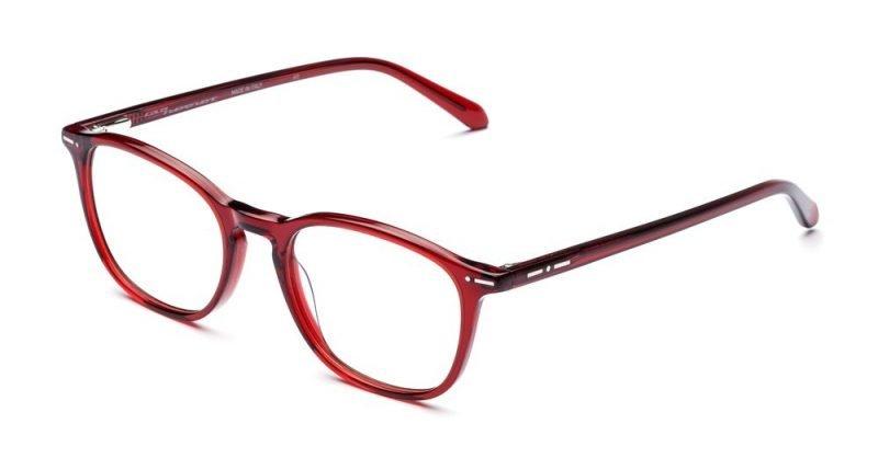 Italia Independent GIORGIO 5861 Cristal Red (057.GLS)