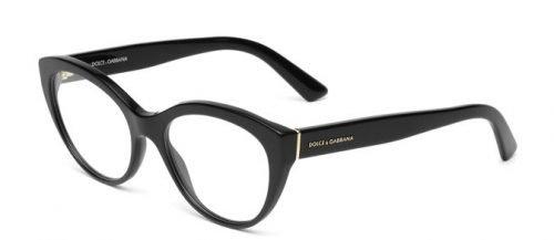 Dolce & Gabbana DG3246 Black (501)