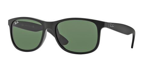 Ray-Ban ANDY RB4202 Matte Black/g-15 Classic Green (6069/71)