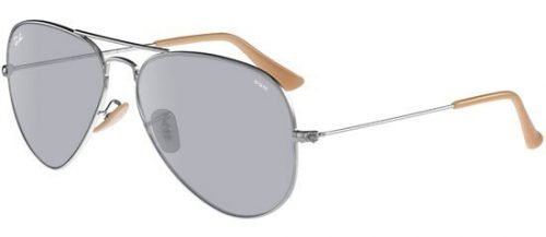 Ray-Ban AVIATOR LARGE METAL RB3025 Silver/grey (9065/I5)