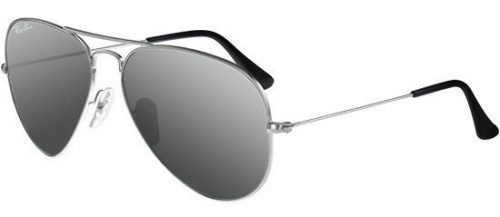 Ray-Ban AVIATOR LARGE METAL RB3025 Silver/greyW3277