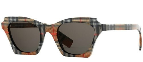 Burberry BLUEBIRD BE4283 Vintage Check/Grey Brown (37783)