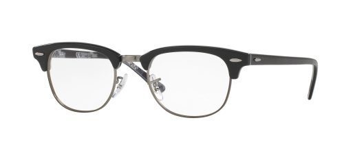 Ray-Ban RX5154 Black Grey Camouflage (5649)