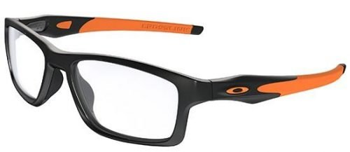 Oakley CROSSLINK OX8090 Satin Black + Trubridge Nosepads (01)