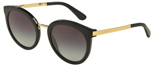 Dolce & Gabbana DG4268 Black/grey Shaded (501/8G)
