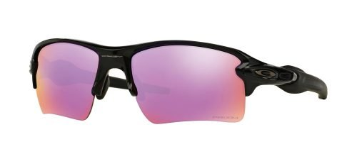 Oakley FLAK 2.0 XL OO9188 Polished Black/prizm Golf (9188-05)