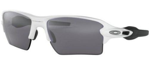 Oakley FLAK 2.0 XL OO9188 Polished White/black Iridium (9188-54)