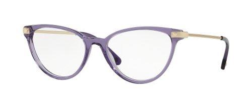 Versace GLAM MEDUSA VE3261 Transparent Violet Gold (5160)