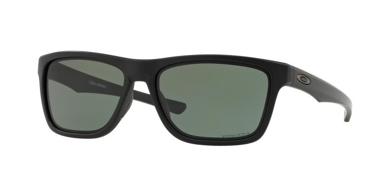 Oakley HOLSTON OO9334 Matte Black/prizm Grey (9334-08)
