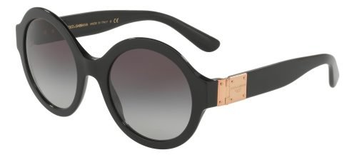 Dolce & Gabbana DG4331 Black/grey Shaded (501/8G)