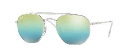 Ray-Ban MARSHAL RB3648 Silver/green Blue (003/I2)