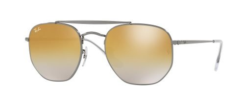Ray-Ban MARSHAL RB3648 Ruthenium/gold Shaded (004/I3)