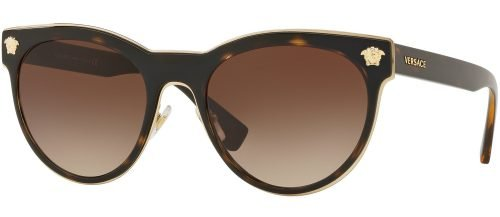 Versace MEDUSA CHARM VE2198 Havana/brown Shaded (125213)