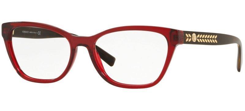 Versace VE3265 Trasparent Red (388)