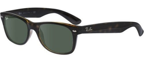Ray-Ban NEW WAYFARER RB2132 Havana/g-15 Classic Green (902L)