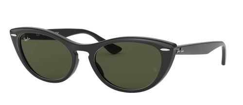 Ray-Ban NINA RB4314N Black/green (601/31)
