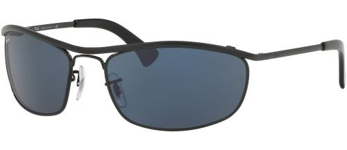 Ray-Ban OLYMPIAN RB3119 Black/blue (9161/R5)