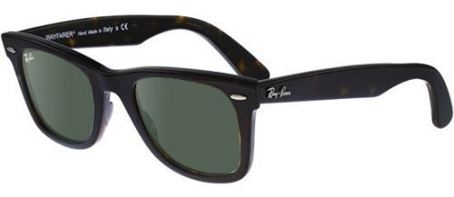 Ray-Ban ORIGINAL WAYFARER RB2140 Dark Havana/g-15 Classic Green (902)
