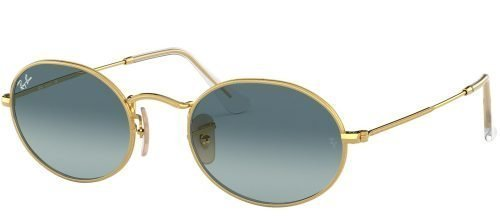 Ray-Ban RB3547 Gold/blue Grey Shaded (001/3M)