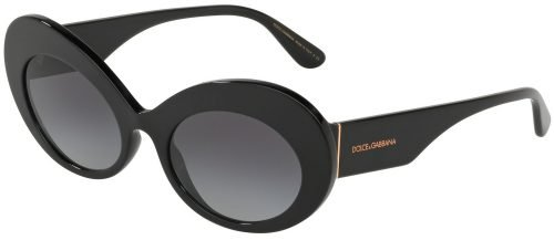 Dolce & Gabbana DG4345 Black/grey Shaded (501/8G)