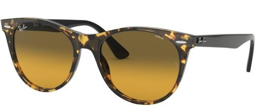 Ray-Ban RB2185 Yellow Havana/brown Orange Shaded (1248/AC)