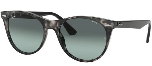 Ray-Ban RB2185 Grey Havana/Blue Grey Shaded (1250/AD)