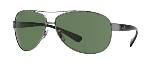 Ray-Ban RB3386 Black Ruthenium/grey Green (004/71)
