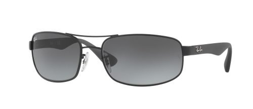 Ray-Ban RB3445 Matte Black/grey Shaded (006/11)