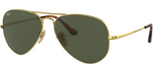Ray-Ban RB3689 Gold/green (9147/31)