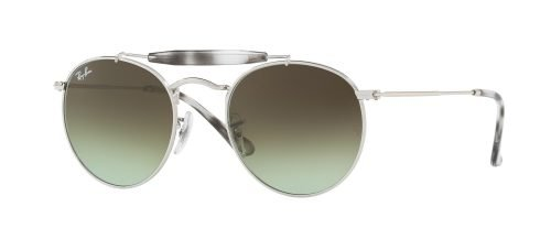 Ray-Ban RB3747 Silver/brown Green Shaded (003/A6)