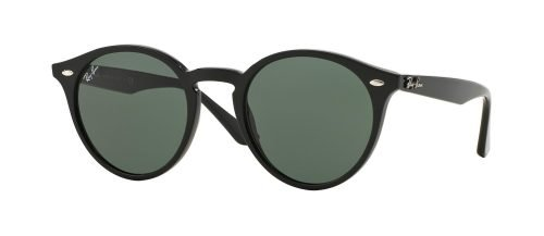Ray-Ban ROUND RB2180 Black/g-15 Classic Green (601/71)