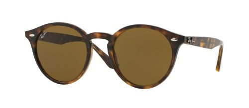 Ray-Ban ROUND RB2180 Havana/b-15 Classic Brown (710/73)