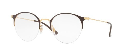 Ray-Ban RX3578V Gold Shiny Brown (2905)