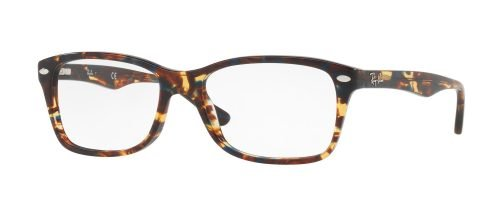 Ray-Ban RX5228 Blue Brown Havana (5711)