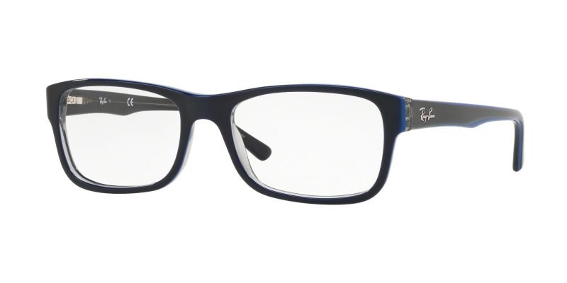 Ray-Ban RX5268 Grey on Top Blue (5815)