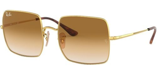 Ray-Ban SQUARE RB1971 Gold/brown Shaded (9147/51)
