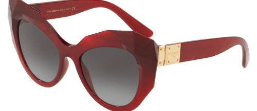 Dolce & Gabbana DG6122 Burgundy/grey Shaded (1551/8G)