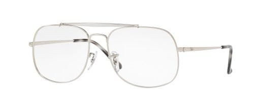 Ray-Ban THE GENERAL RX6389 Silver (2501)