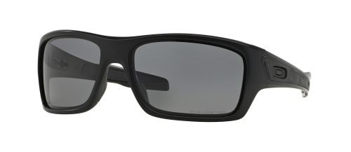 Oakley TURBINE OO9263 Matte Black/grey (9263-07)